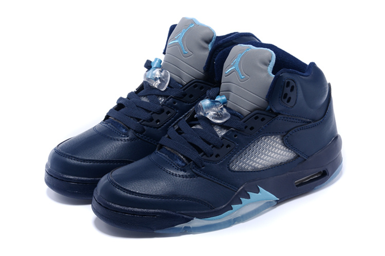 jordan shoes navy blue