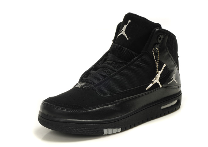 jordans shoes black