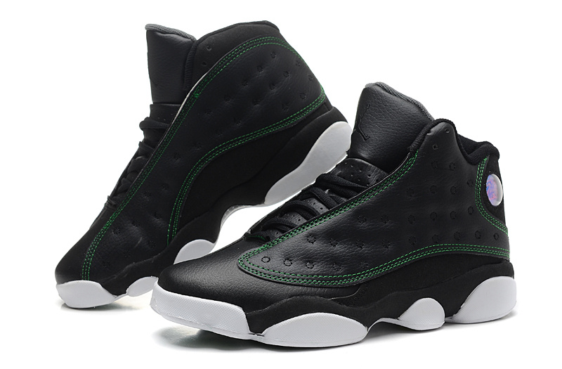 jordans shoes black and white