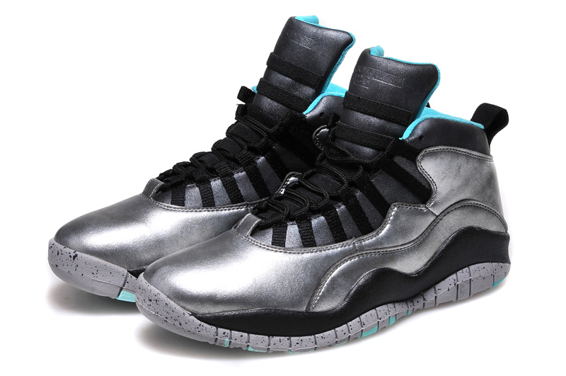 2015 Air Jordan 10 GS Lady Liberty Shoes