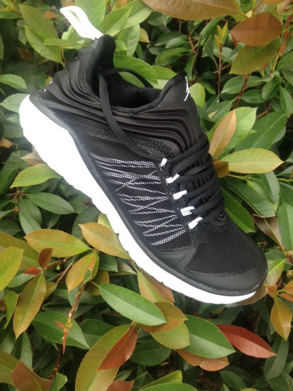 2015 Air Jordan Running Shoes Black White
