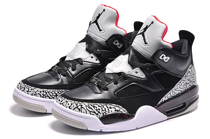 2015 Jordan Son of Mars Low Black Grey Shoes
