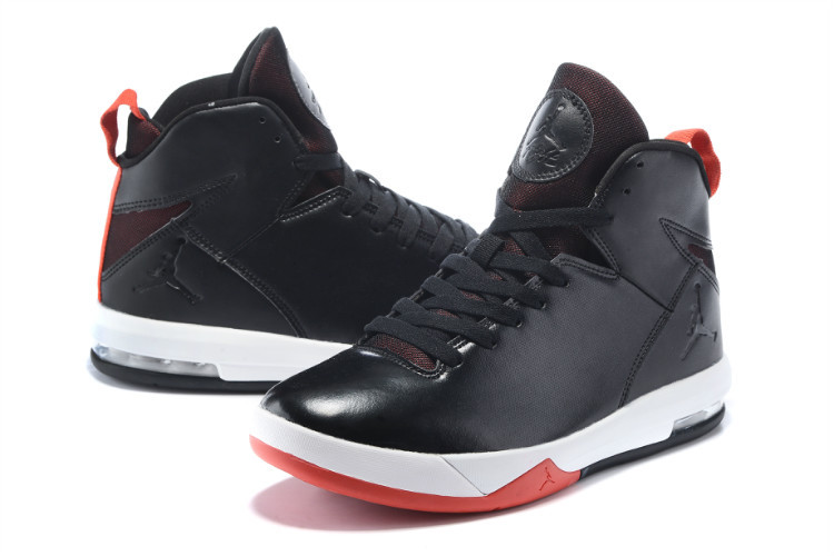 2015 Black White Red Air Jordan Trend Shoes