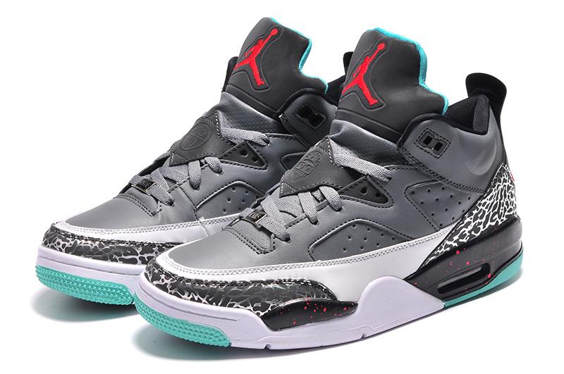 8ae4190e53c ... store 2015 jordan son of mars low grey black green shoes 6e73b d1ae6
