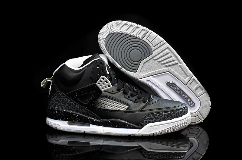 2015 Air Jordan Spizike Black Shoes