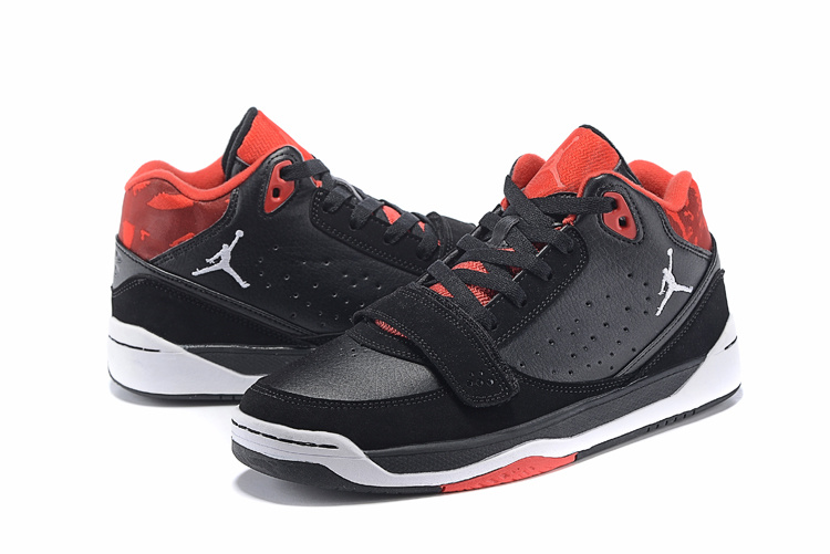 New Air Jordan Phase 23 Classic Black Red