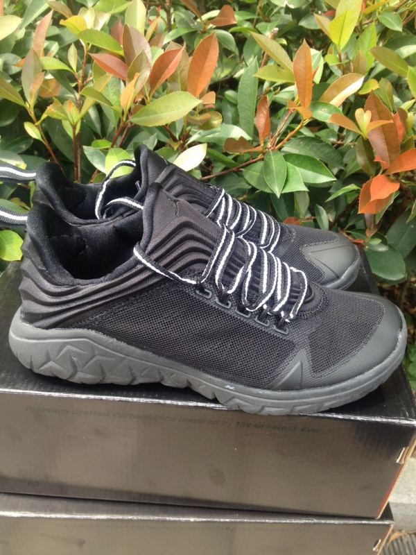 2015 Air Jordan Running Shoes All Black