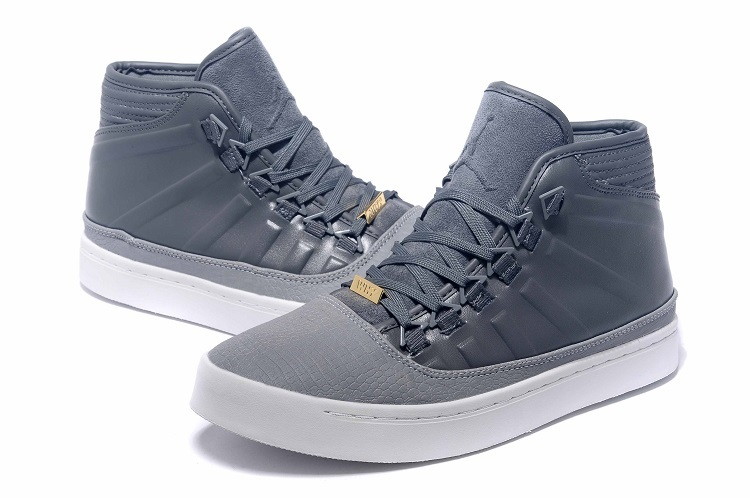 Latest Air Jordan Westbrook 0 1 Grey Shoes