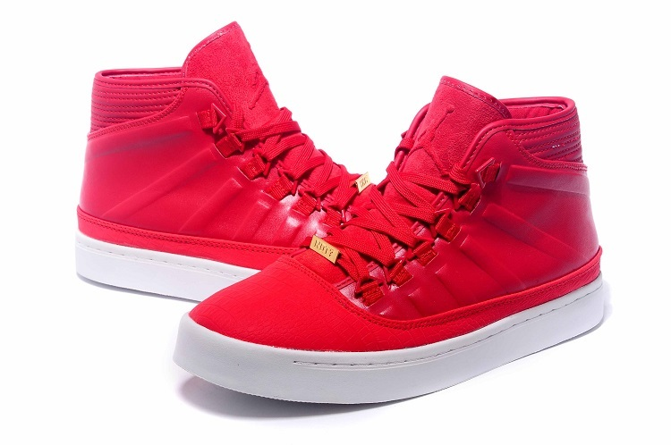 Latest Air Jordan Westbrook 0 1 Red White Shoes