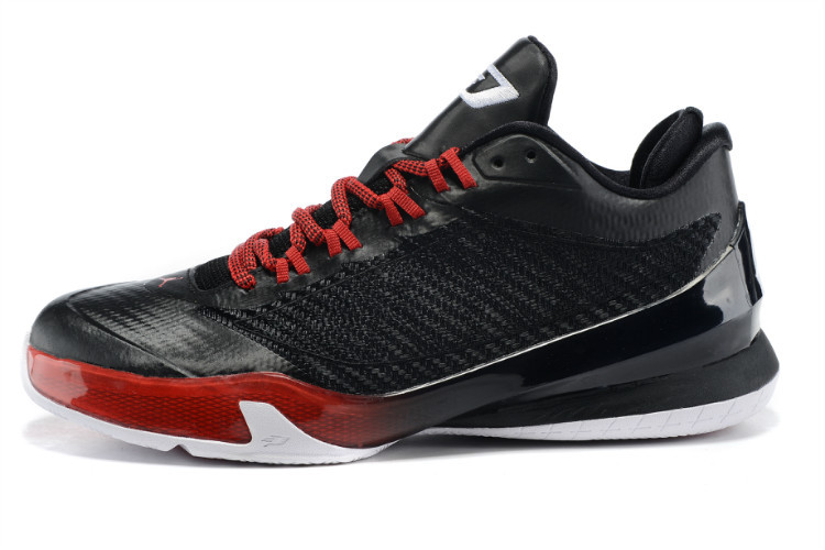 Jordan CP3 VIII Black Red Shoes