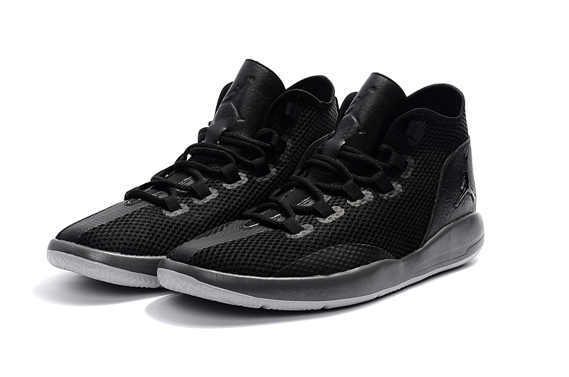 2017 Jordan All Black Casual Shoes
