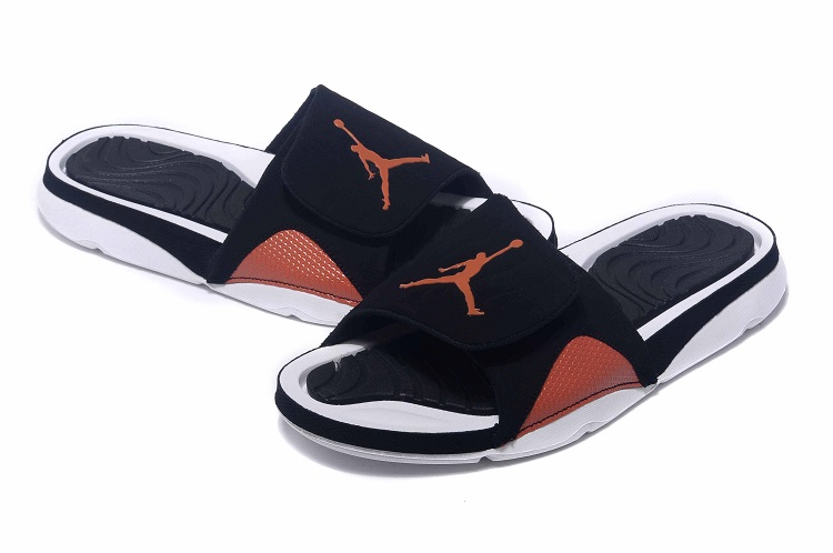 2018 Jordan Hydro IV Retro Black Orange