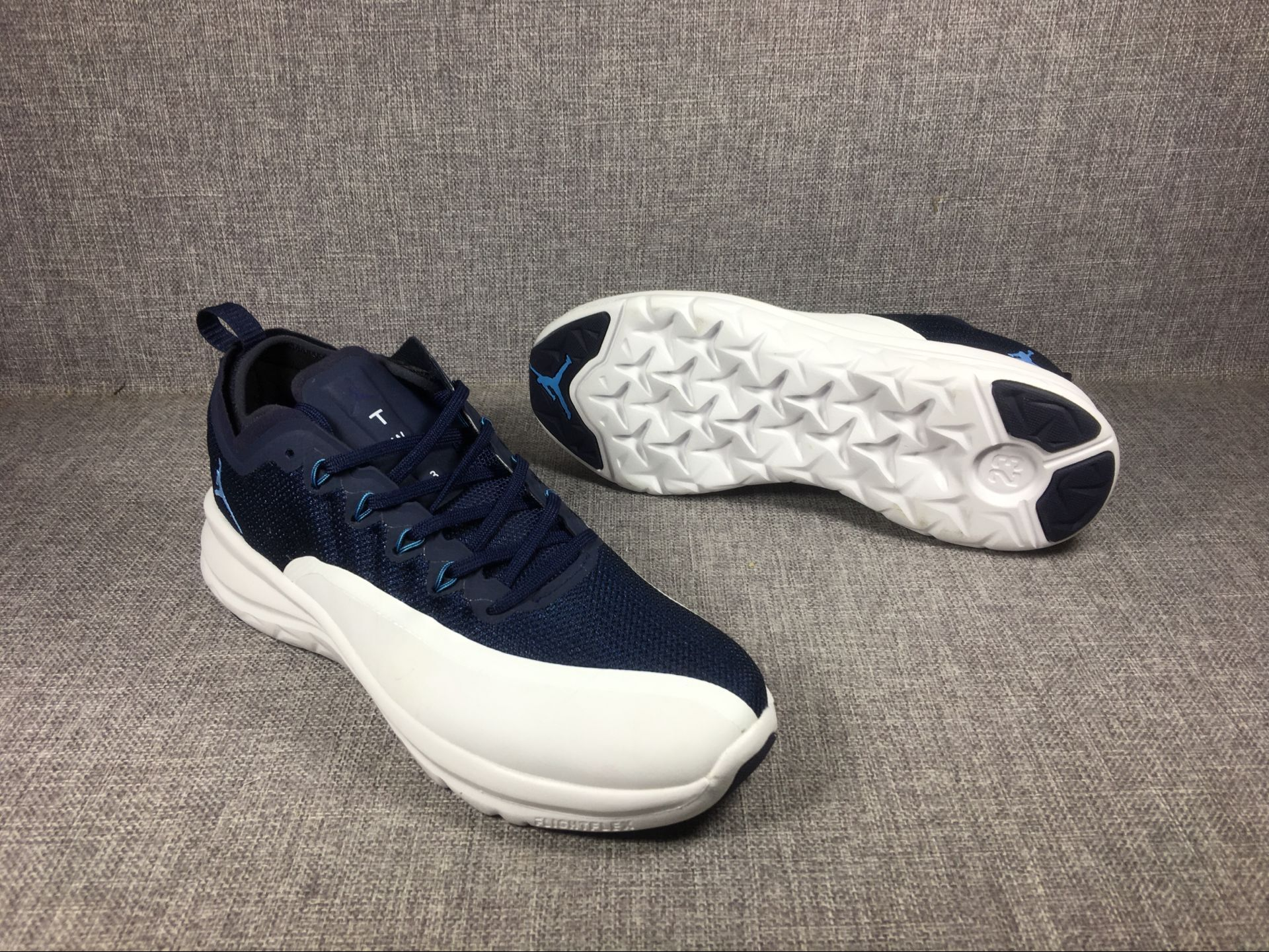 2018 New Air Jordan 12 Low Black White Shoes