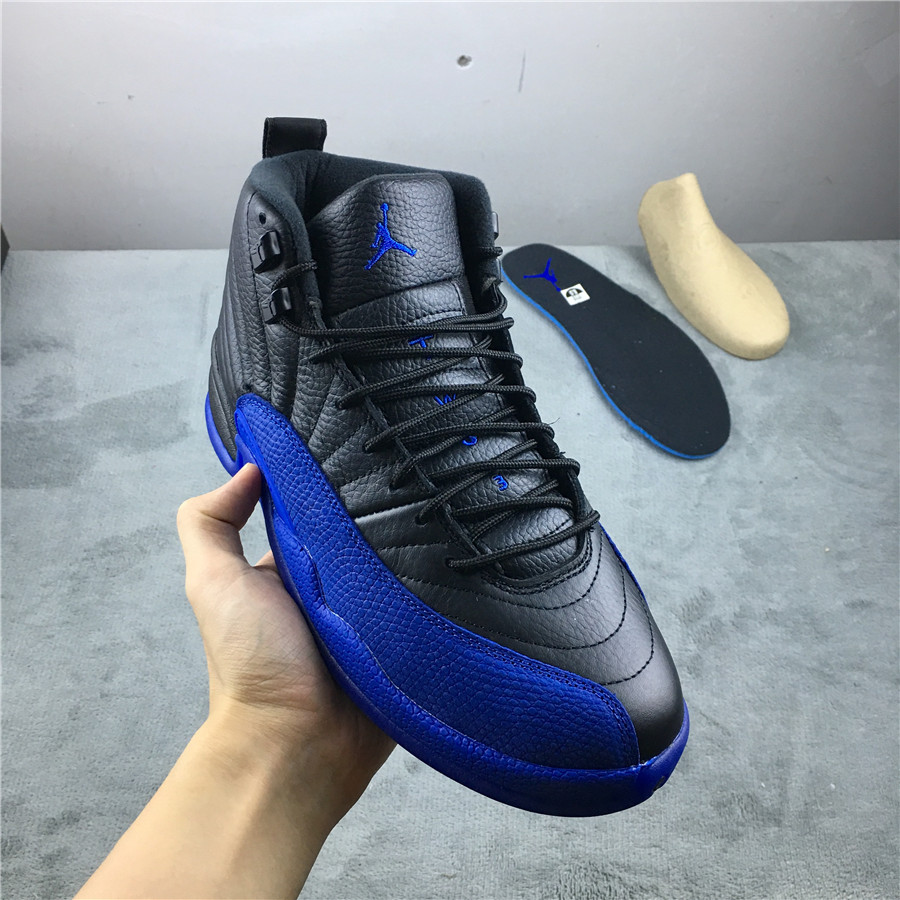 New Jordan 12 Retro Game Royal