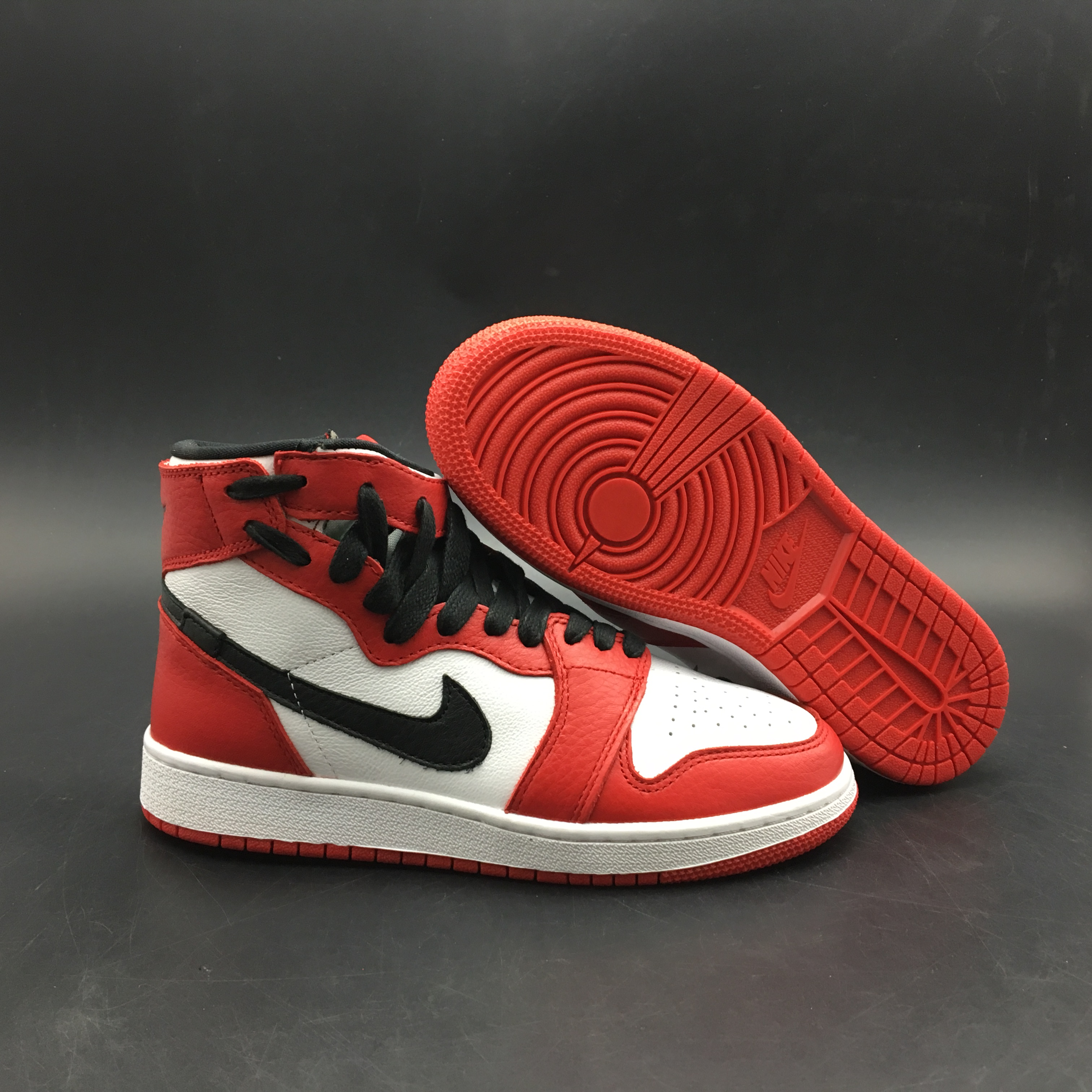 Air Jordan 1 REBEL XX OG TOP 3 Chicago Red White Black Shoes