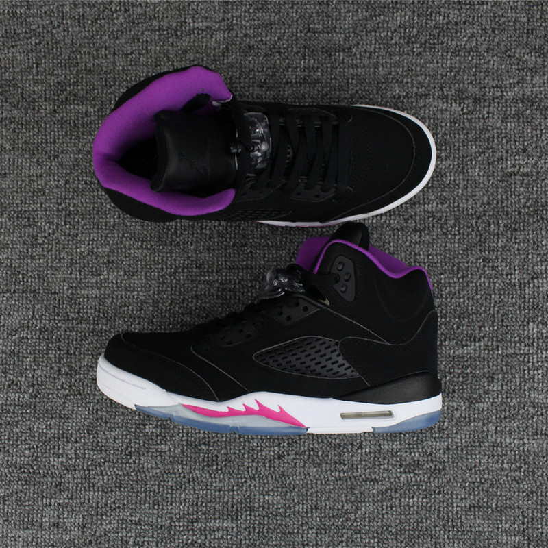 Air Jordan 5 GS Deadly Pink Shoes