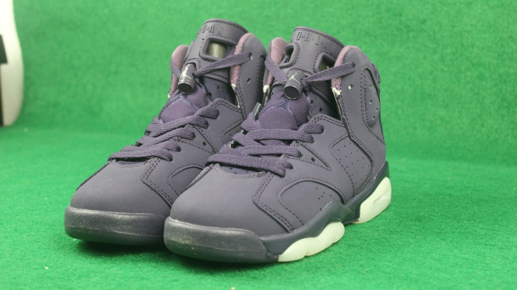 New Air Jordan 6 GG Purple Dynasty Shoes