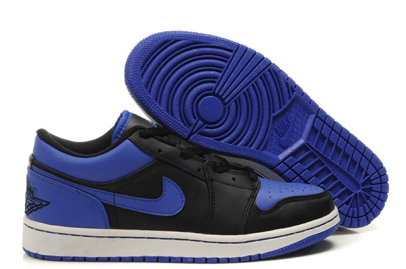 air jordan 1 low blue