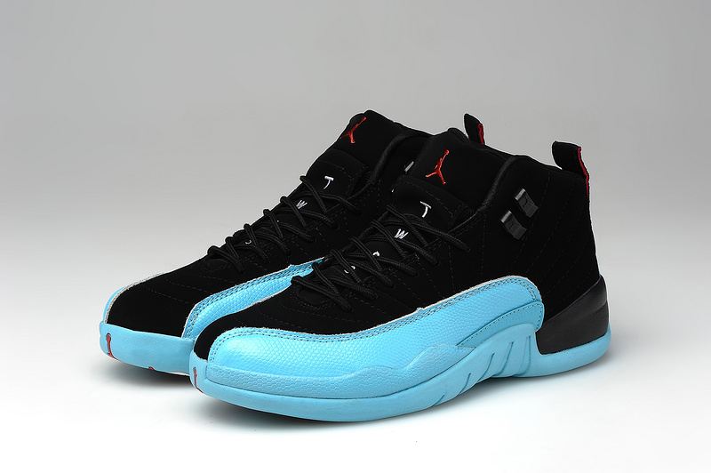 9ada4068f74 Black And Blue Jordans Womens