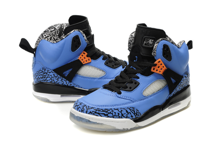 Air Jordan Shoes 3.5 Black Blue