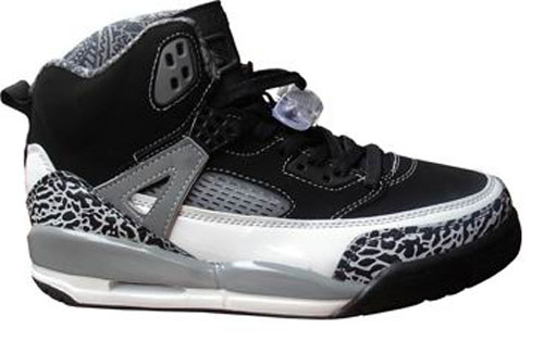 Air Jordan Shoes 3.5 Black Grey