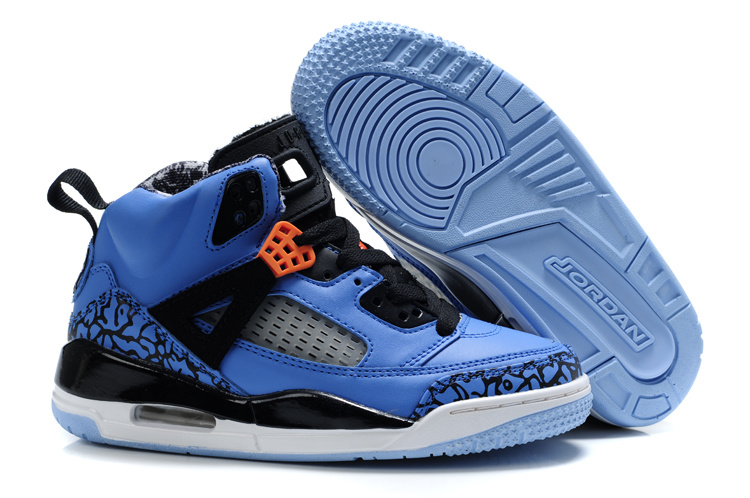 Air Jordan 3.5 Blue White For Kids