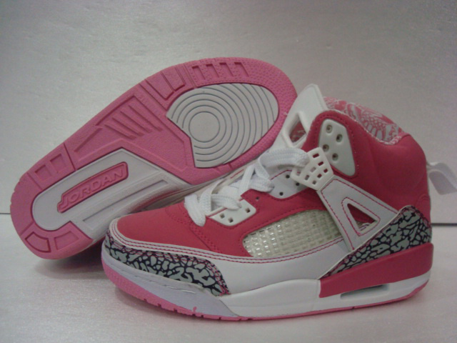Air Jordan 3.5 Pink White Grey Cement For Women