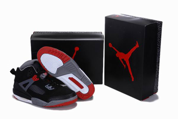 Air Jordan 3.5 Reissue Black Grey White Red Shoes