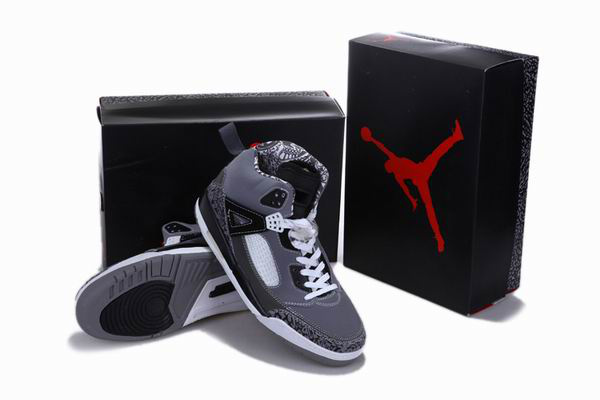Air Jordan 3.5 Reissue Grey Black White Shoes