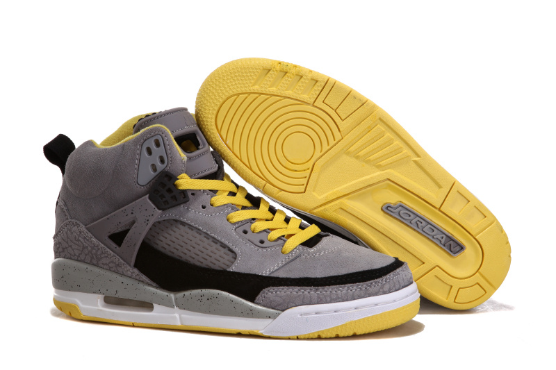 yellow jordan shoes men