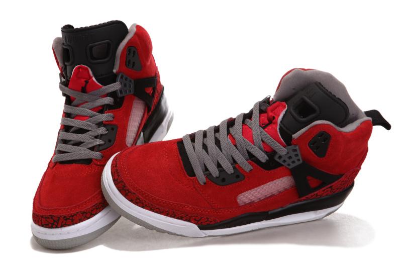 Air Jordan Retro 35 Red Black
