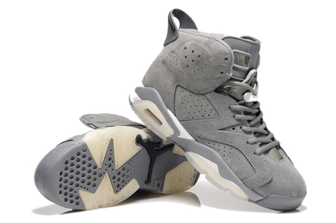 Cheap air jordan 6 suede grey white shoes for sale online air jordan 6 suede grey white shoes sciox Choice Image