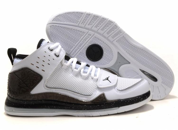 Air Jordan Evolution 85 Black White Brown Black With Brand Quality