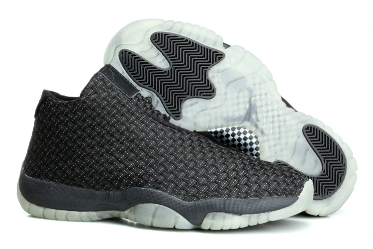 Air Jordan Future Black Grey Shoes