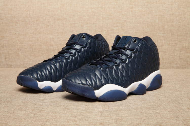 2016 air jordan horizon low premium 2016 air shoes of aj13 deep blue