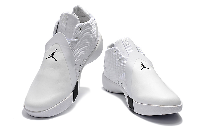 Air Jordan JB 3 White Shoes