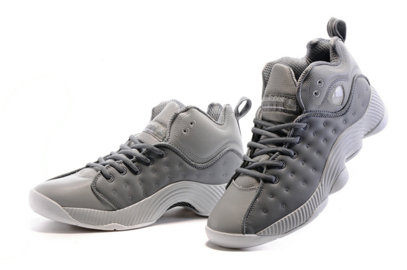 2016 Jordan Jumpman Team II All Grey