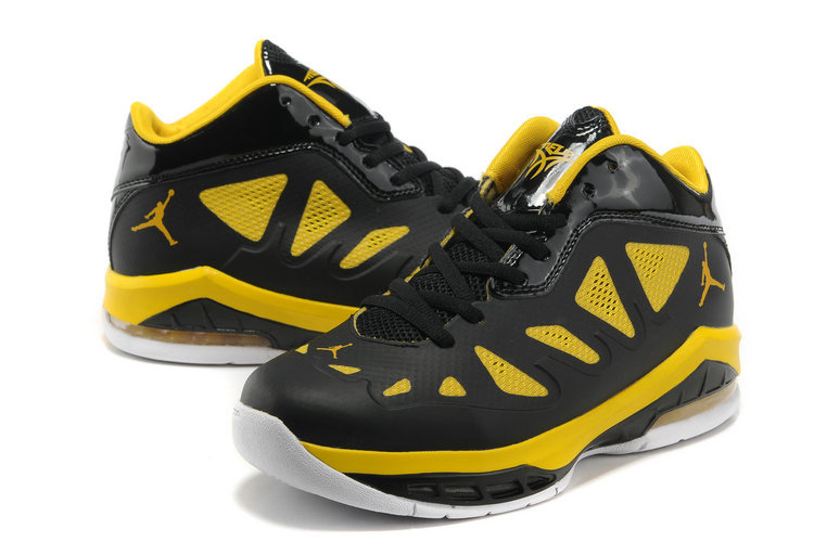 nice shoes bac32 c551b ... sweden air jordan melo 8 black yellow white shoes for women . f1799  af47c