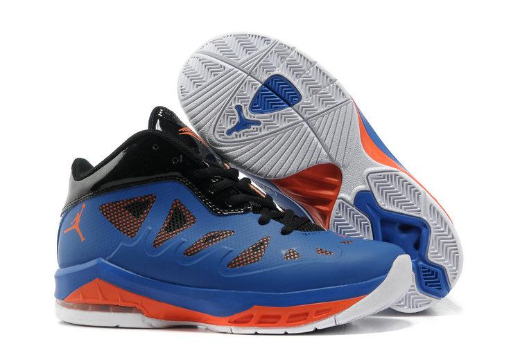 Jordan Melo M8 Shoes Blue Black Royal Women Shop At Ease