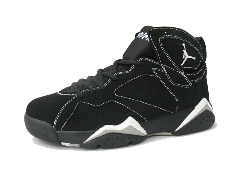 air jordan retro 7 black grey