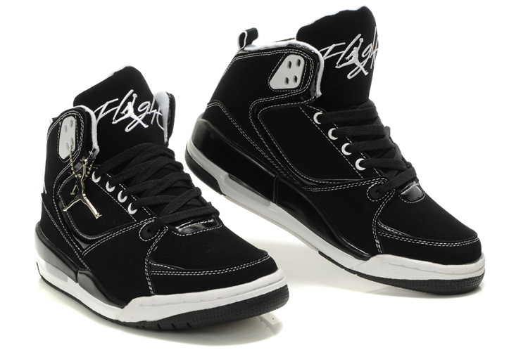 2012 Air Jordan SC2 Black Dark Black White