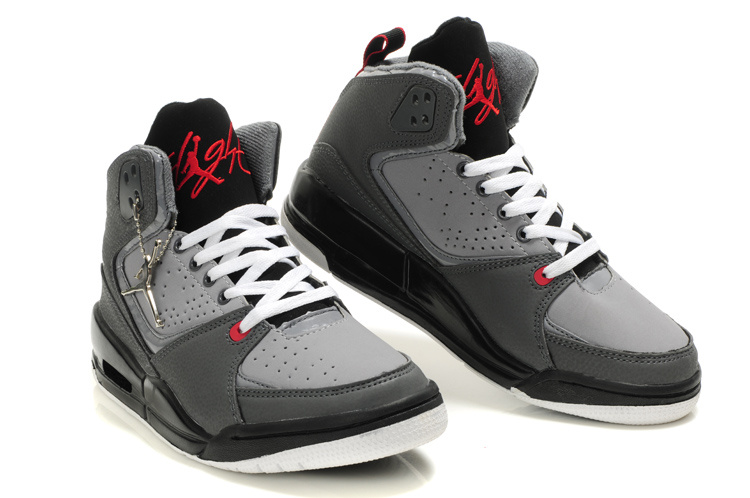 2012 Air Jordan SC2 Black Grey Black White