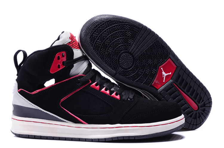 Air Jordan Sixty Club Black Pink White Shoes