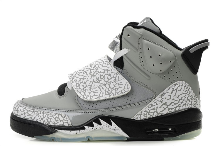 Air Jordan Son Of Mars Grey Black