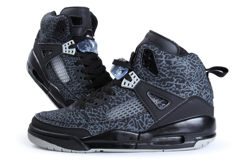 Jordan Spizike Black Shoes