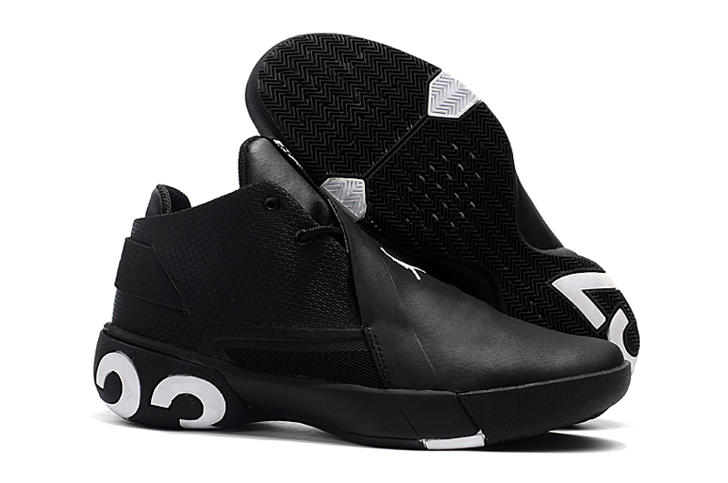 Jordan UltryFly 3 Black White Shoes