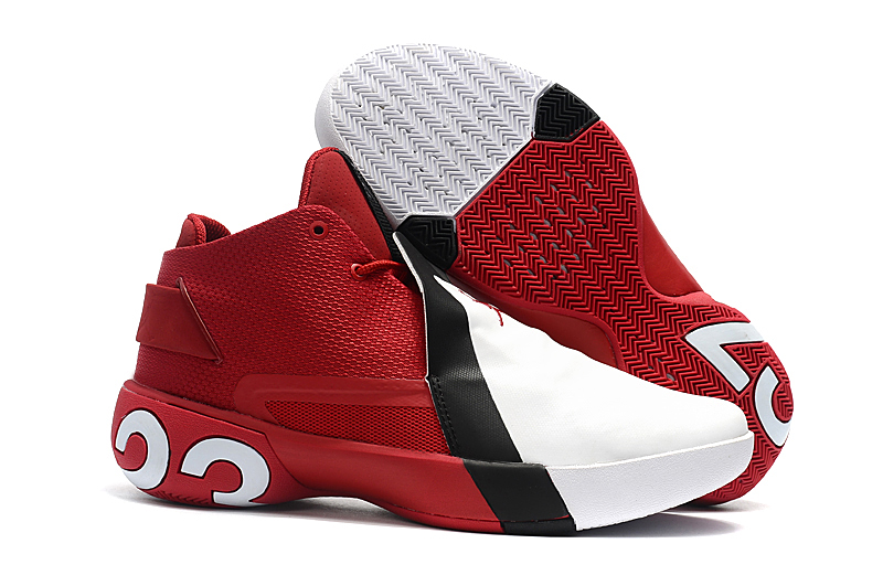 Jordan UltryFly 3 Red White Black Shoes