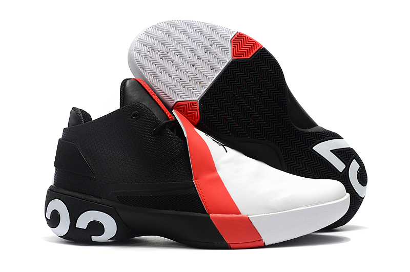 Jordan UltryFly 3 White Black Red Shoes