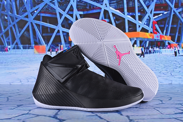 Jordan Why Not Zer0.1 Black Shoes