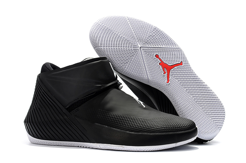 Jordan Why Not Zero.1 All Black White Shoes